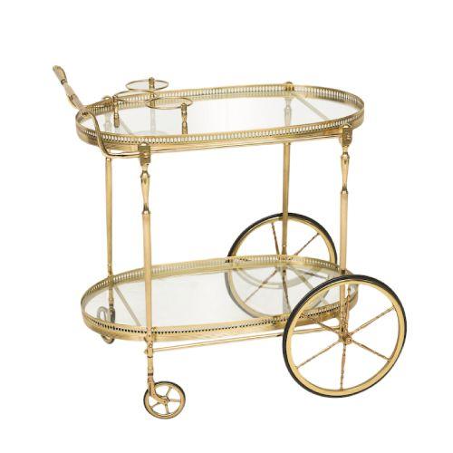 decorative kitchen carts chariot bar location de dcoration vintage notre collection