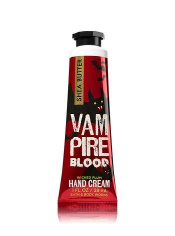 Vampire Blood Hand Cream Bath And Body Works Bath And Body