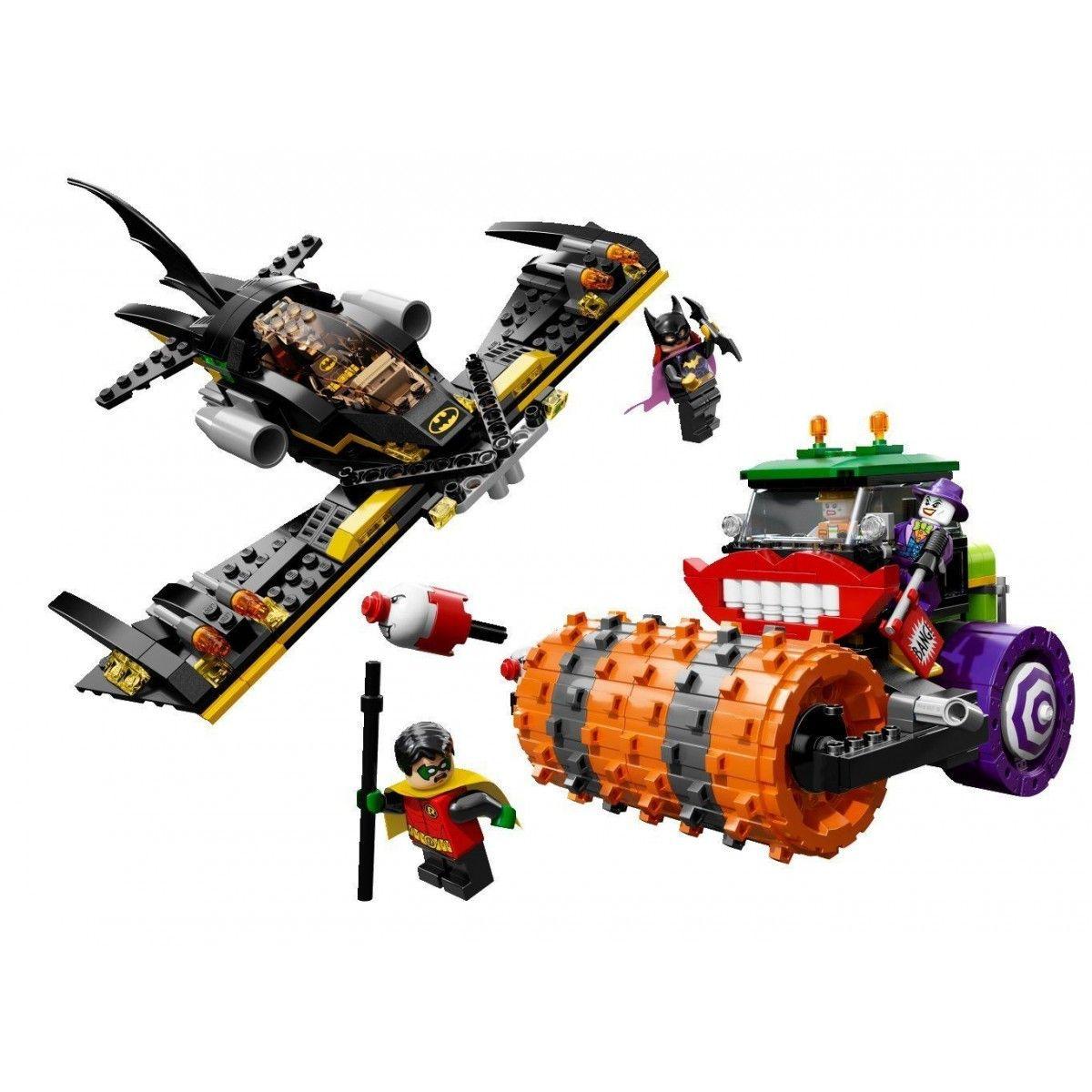 76013 LEGO Super Heroes Batman The Joker Steam Roller