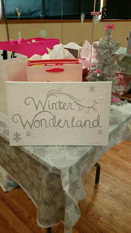 Winter Wonderland Painted by R.Uballe