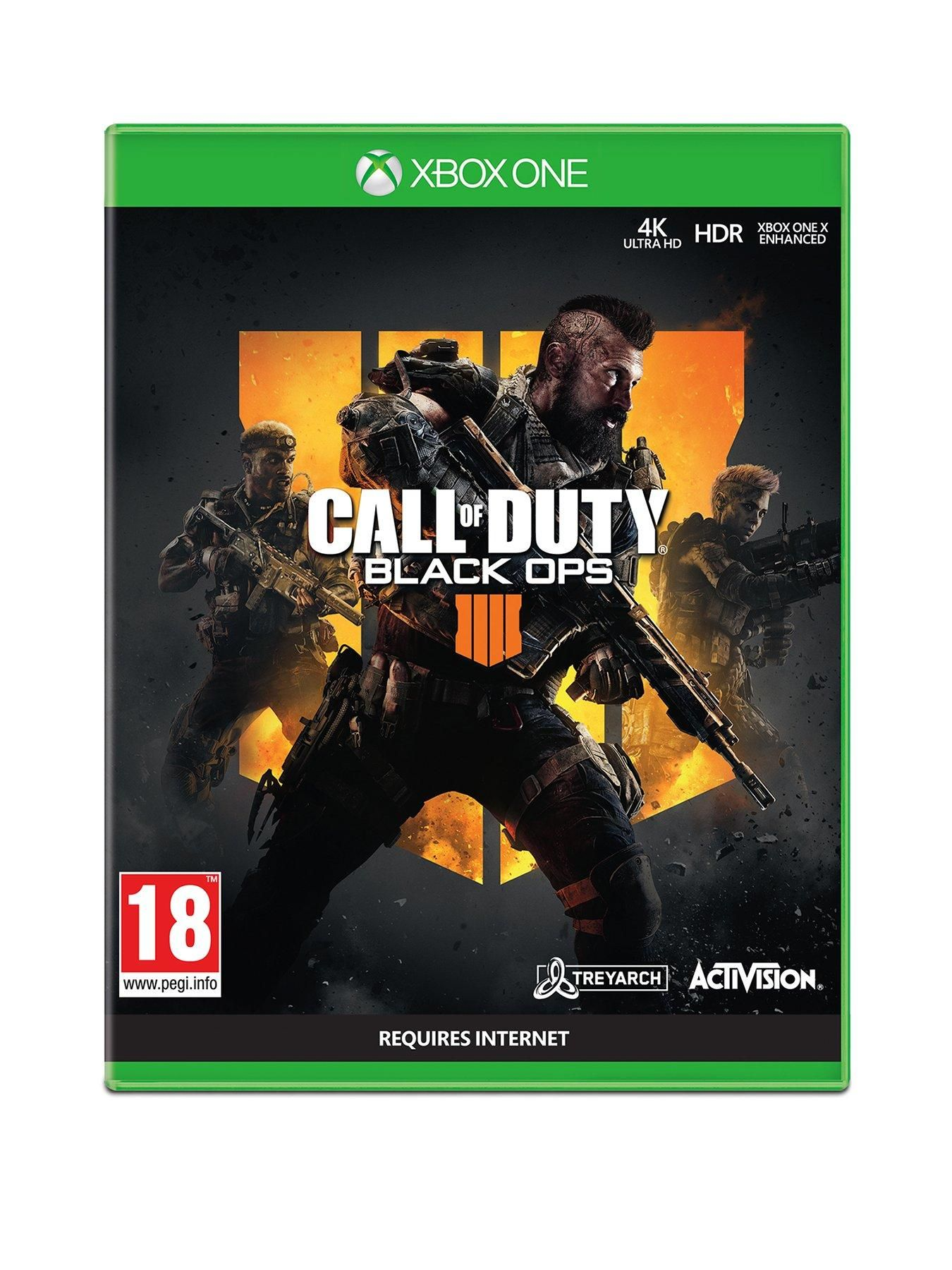 Call of Duty Black Ops 4 in 2020 Call of duty, Call of