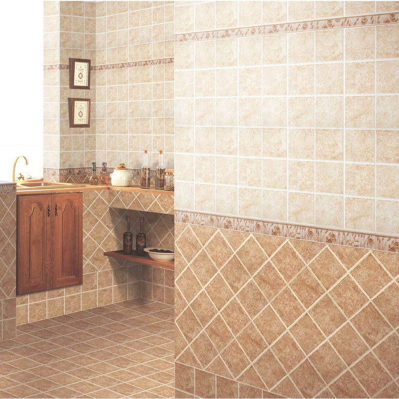When Thinking About Bathroom Ceramic Tile Designs, Most People Look From  Many Aspect And Factors. For Example, There Are People Think That Price  Factor Is ...
