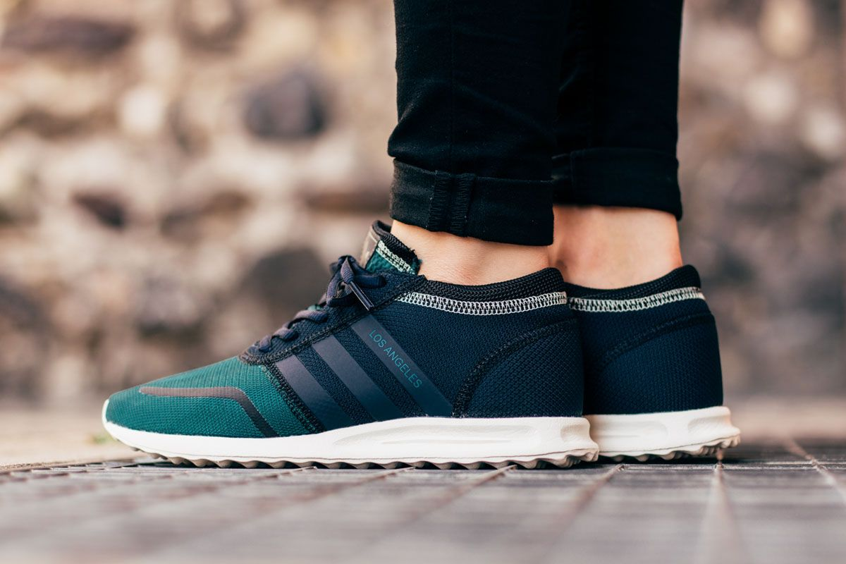 "adidas Los Angeles ""Collegiate Navy/Frozen Green"""