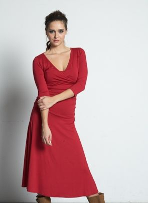 Mothers En Vogue Dana Duo Maternity & Nursing Dress | Christmas ...