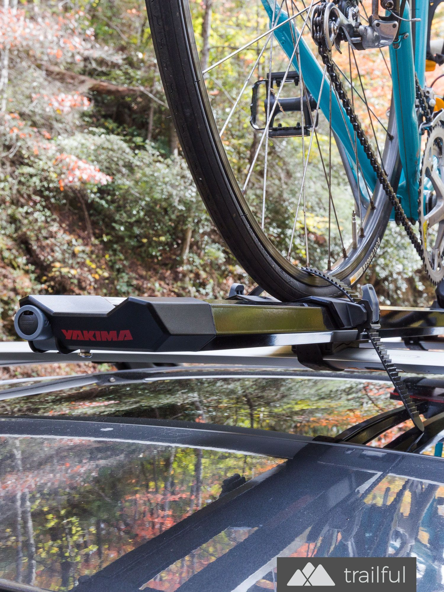 Yakima Highspeed Bike Rack Review Roof Mount Bike Rack
