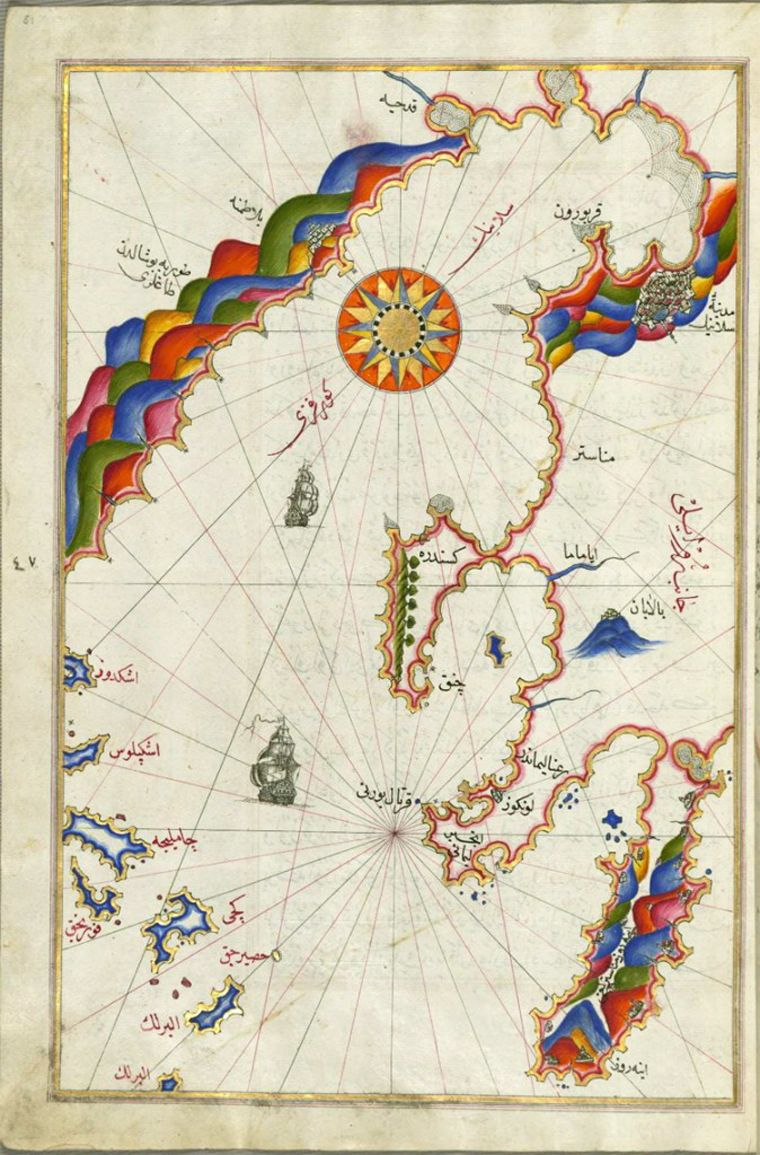 Pin By Nicole Mcconlogue On Maps Antique World Map Map Islamic Art