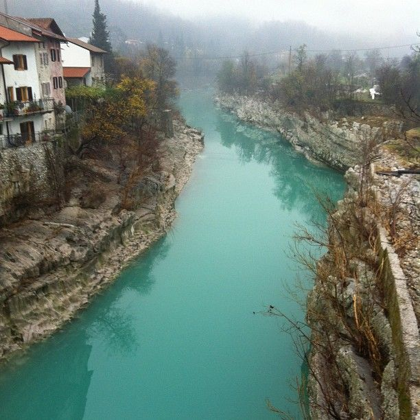 https://www.instagram.com/explore/locations/277345577/ #holiday #relax #tranquility #peace #nature #river #spa road to #Bled #Slovenia #Slovenija