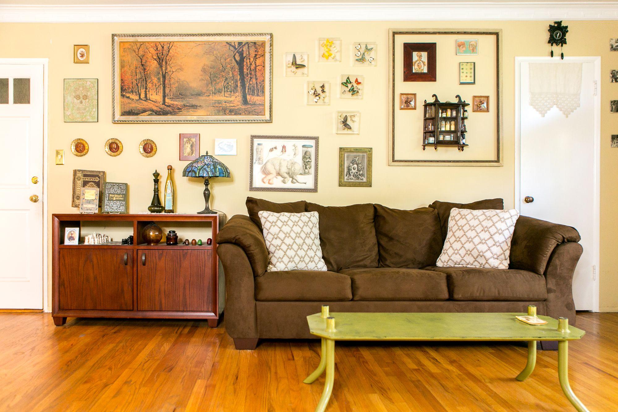Tour a Mortician\'s Marvelously Macabre LA Home | Bohemian apartment ...