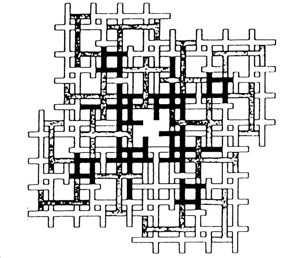 piet blom noah s ark concept how to plan diagram arch bloom [ 1024 x 859 Pixel ]