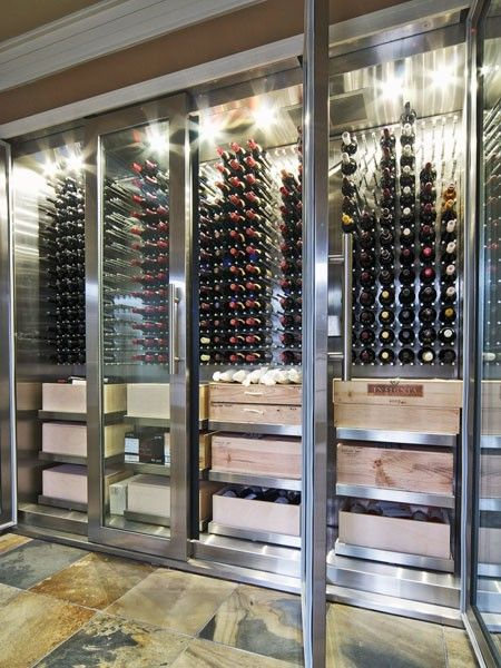 Walk In Wine Coolers Home Design