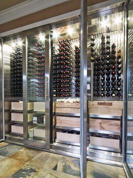 Show Us Your Wine Cellar Mi Casa Wine Cellar Wine