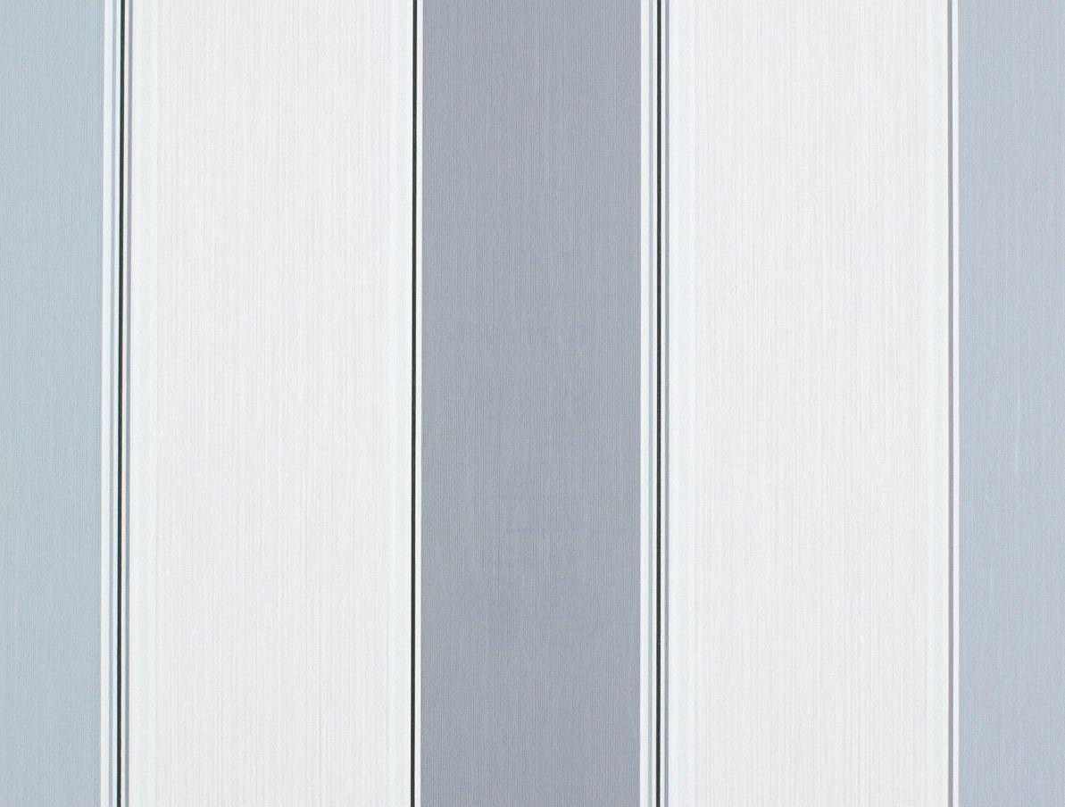 tapete rasch streifen creme graubeige perfecto 496826 - Tapete Grau Beige