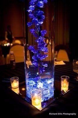 cotillon velas luminosos leds sumergibles pack x 12 unidades