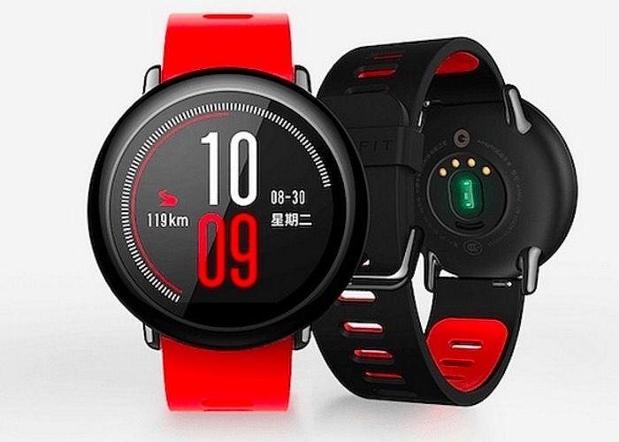 3618466daac7 Amazfit Smartwatch  El reloj inteligente de Xiaomi que no podrás ...