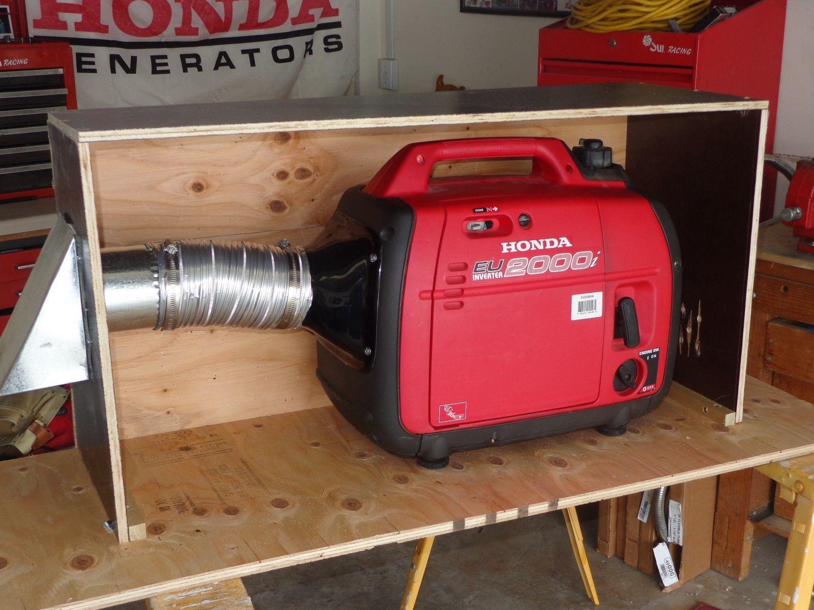 Details about honda generator exhaust eu2000i eu20i