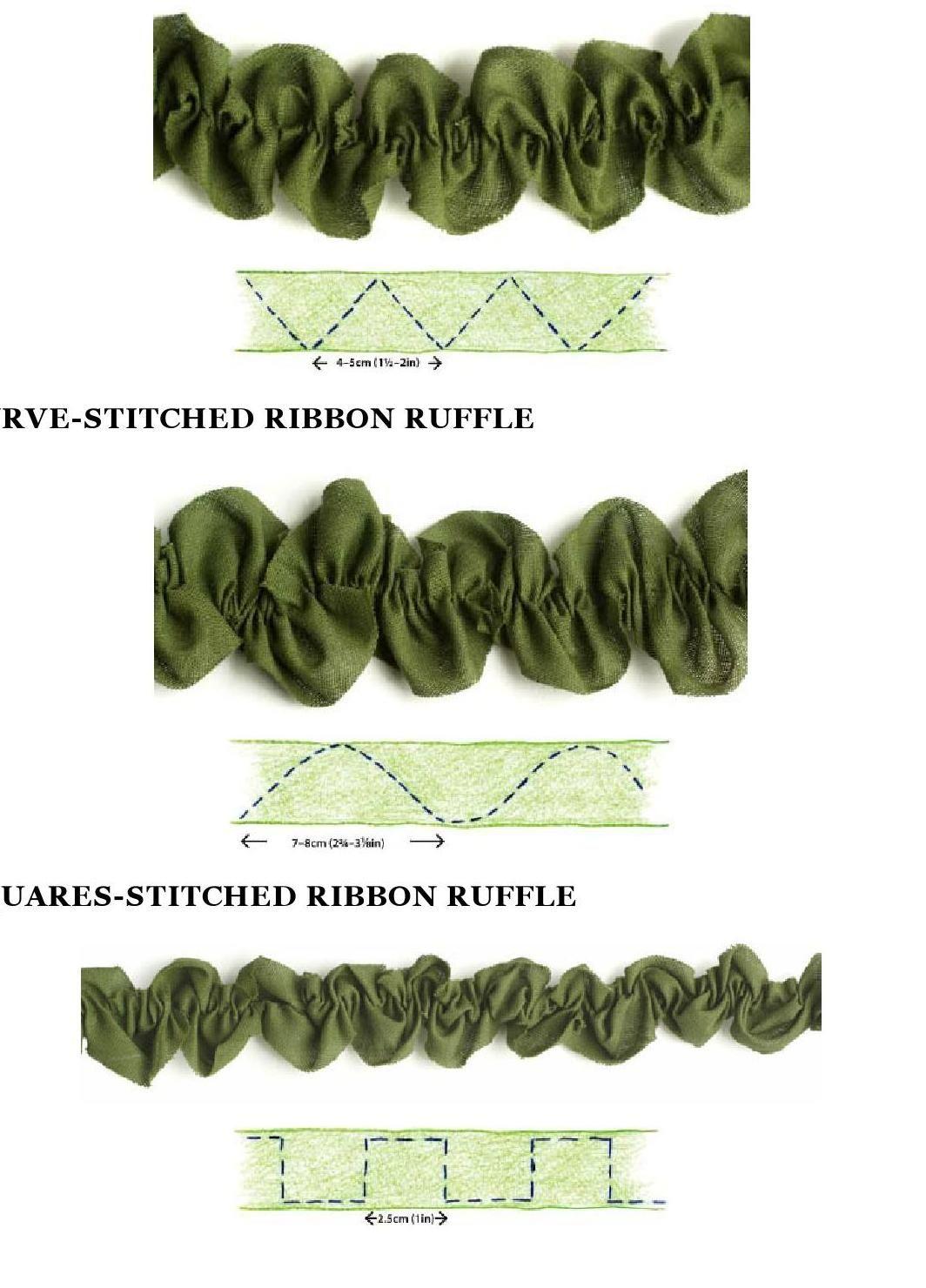 #ClippedOnIssuu from Fabric manipulation - Ruth Singer ...