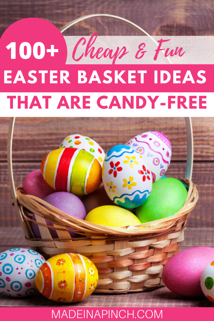 Kids Love These 100 Amazing Easter Basket Ideas In 2020 Unique