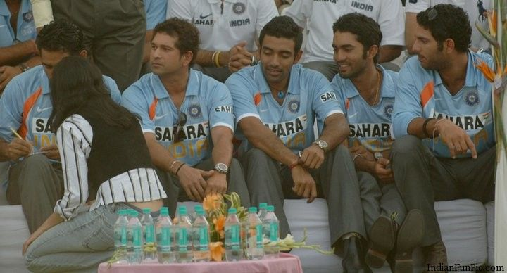 Funny Moment – Indian cricket team players | Funny Images ...