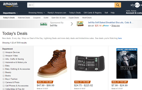Best Things to Buy on Amazon - Retiring With an Income - Retiring With an Income