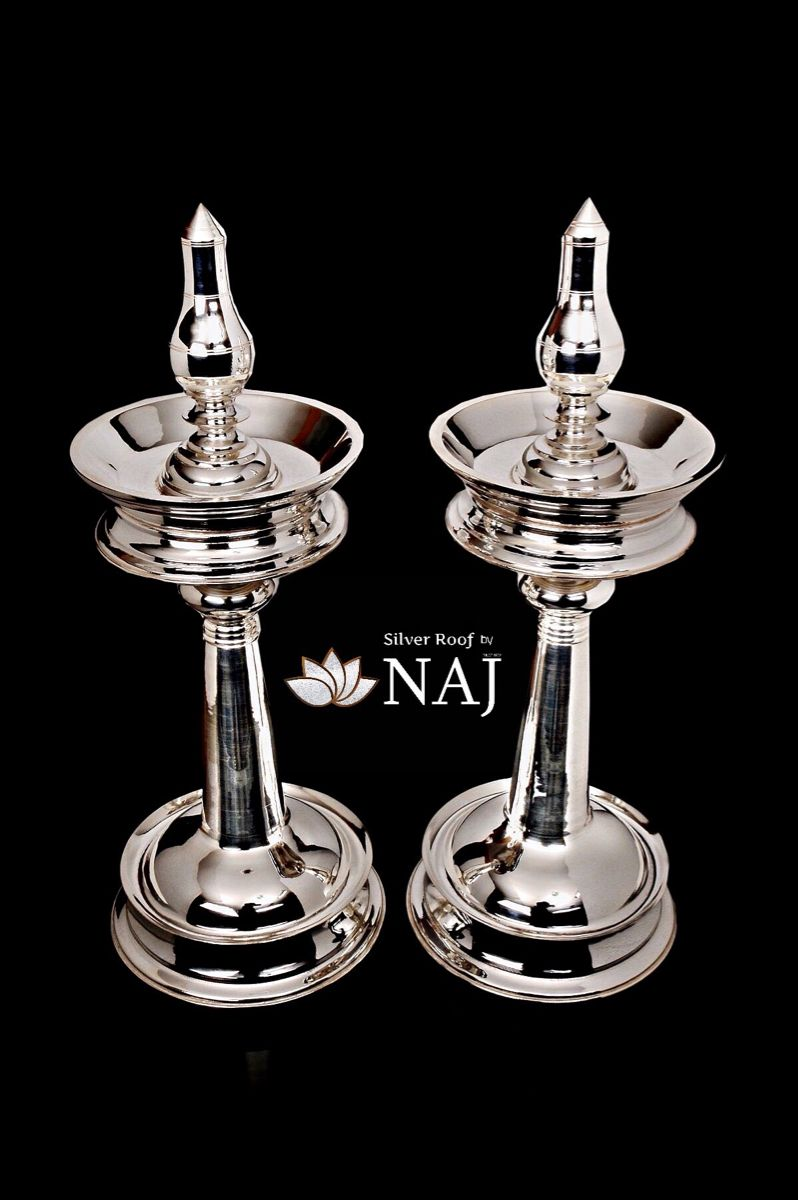 silver lamp designs on sravana mangalam collection silver lamps silverroof by naj jewellery l nellore jewellery silver lamp silver pooja items antique silver jewelry silver lamp silver pooja items