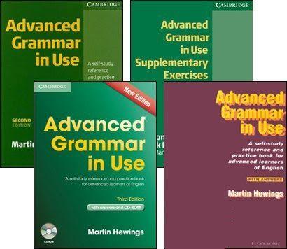 1 Advanced Grammar In Use 1st Edition 2 Advanced Grammar In Use