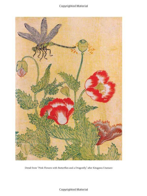 In A Japanese Garden Coloring Book Lafcadio Hearn 9784805314036 Amazon