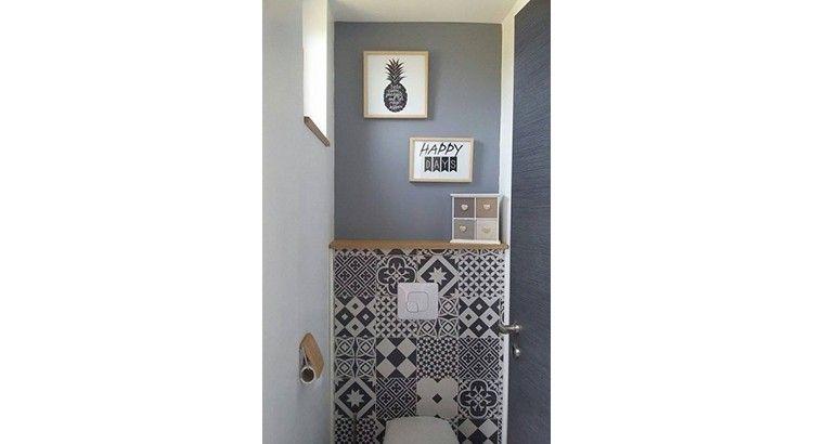 14 idées pour relooker ses toilettes ! - Comment Decorer Ses Toilettes