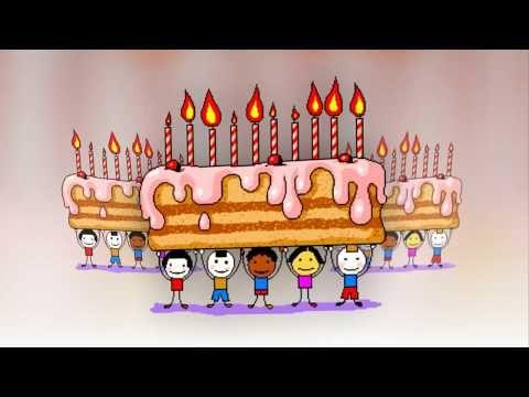 animation anniversaire whatsapp