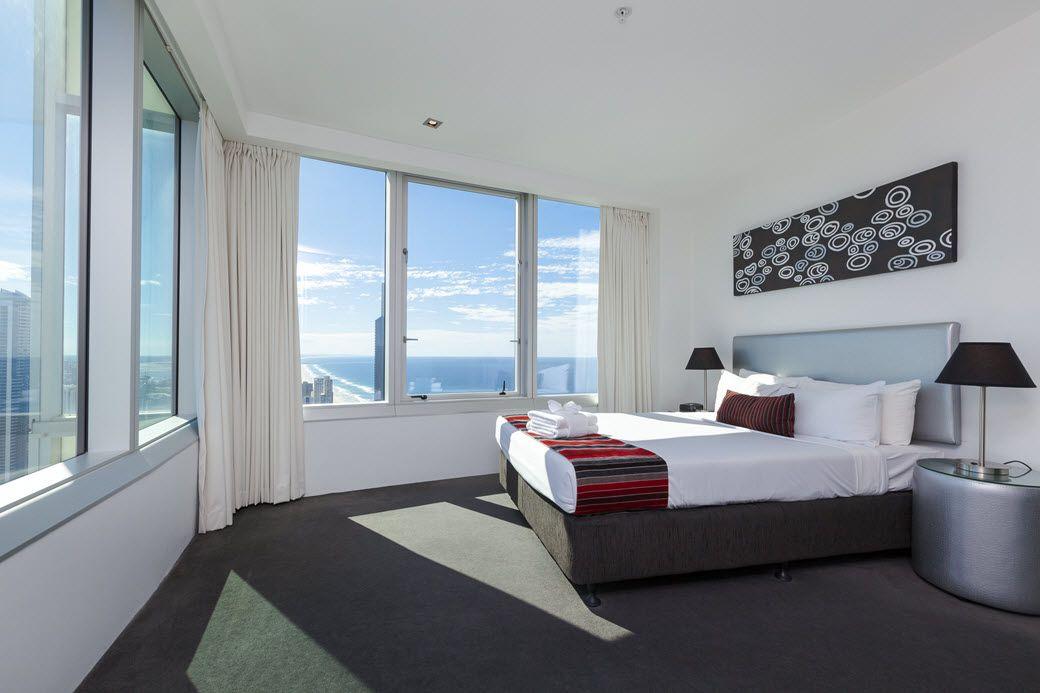 Q1 3 Bedroom Apartment Floor Plan   Bedroom Apartment, Bedroom Design, Condo Bedroom