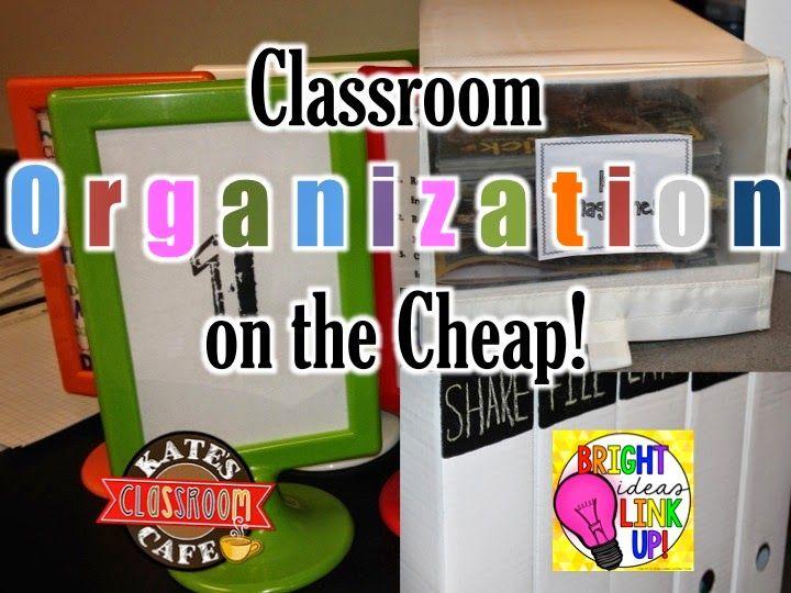 Classroom Organization Ideas Middle School ~ Classroom organization on the cheap fifthgradeflock