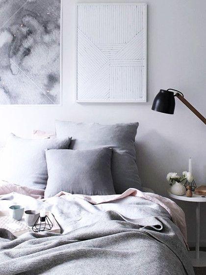 Helle Farben, Hochwertige Textilien Und Filigrane Accessoires Dürfen In  Einem Modernen Schlafzimmer Nicht Fehlen.