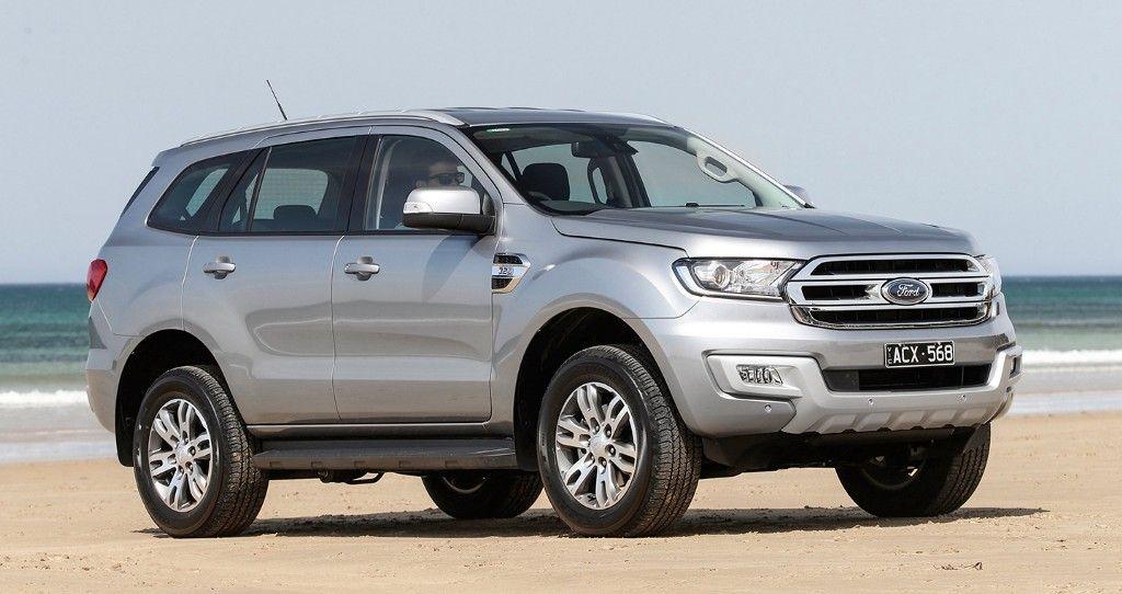 Doanh số của Ford tại Trung Quốc tăng trở lại