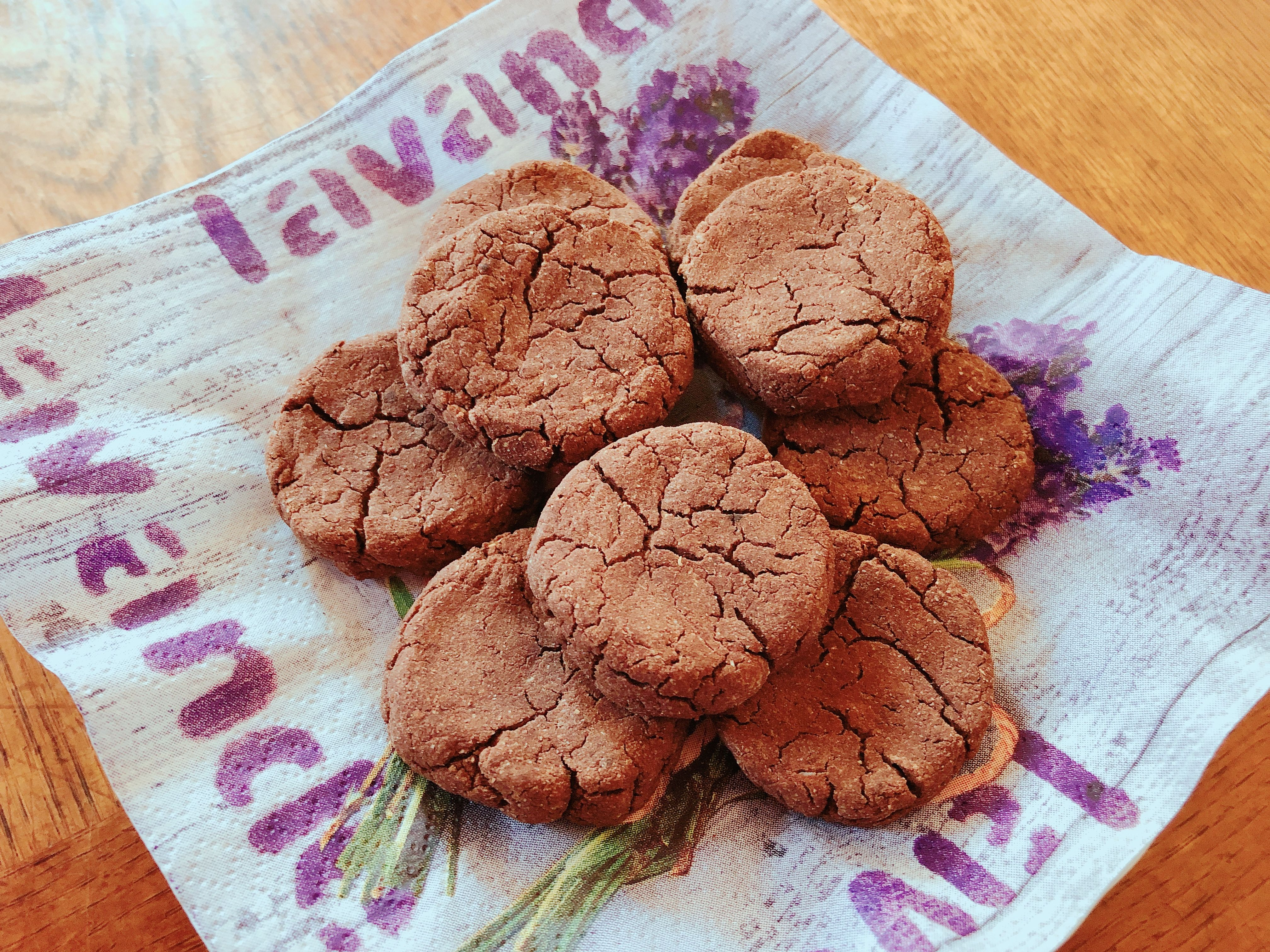 クッキー 作り方 チョコ