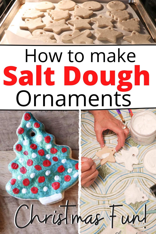 Salt Dough Ornaments Salt Dough Christmas Ornaments Salt Dough Ornaments Dough Ornaments
