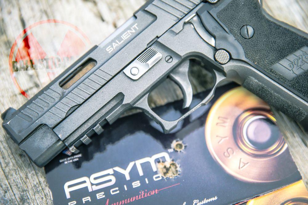 SIG P226 Sticker Decal Die Cut 226 arms