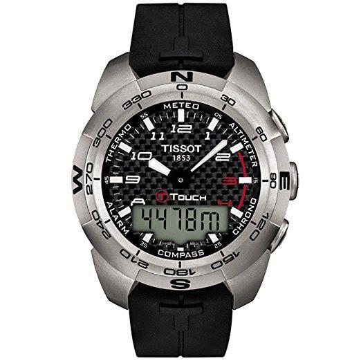 Tissot T Touch Expert T0134204720200 Reloj de caballero de