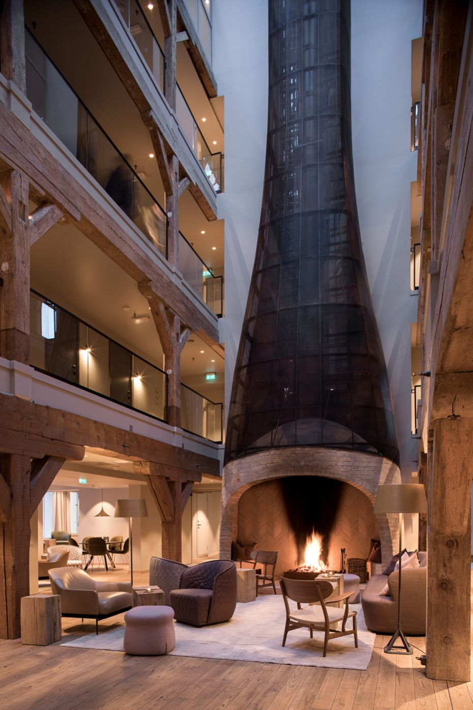 13 Things I Found On The Internet Today Vol Cclxxvi In 2020 Hotel Lobby Design Scandinavian Hotel Hotel Lobby