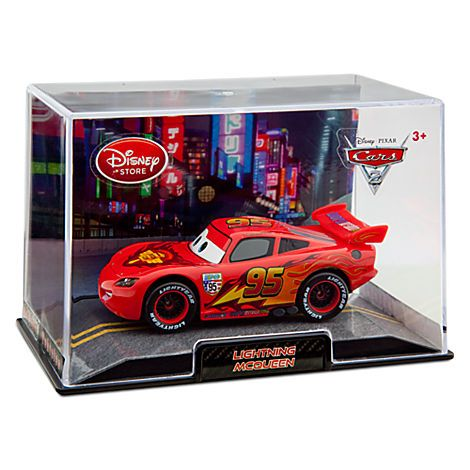 Lightning Mcqueen Die Cast Car Cars 2 Vehicles Rc Toys