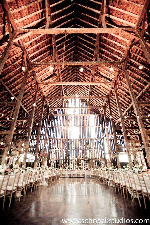 Wedding Venues The Barn