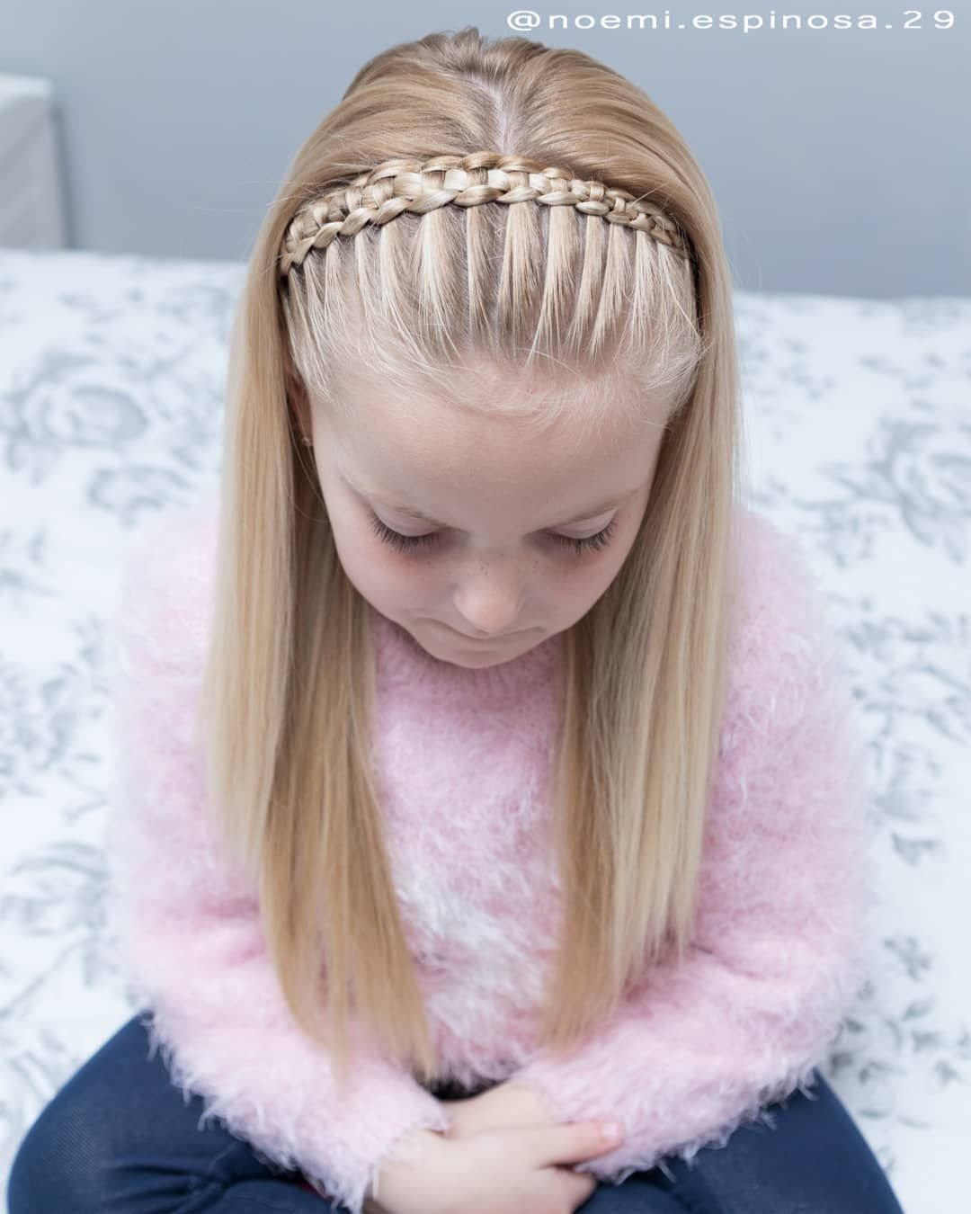 🎀Easy Hairstyles4little Girls🎀 (Noemi.Espinosa.29) • Instagram Photos And Videos - Hair Beauty
