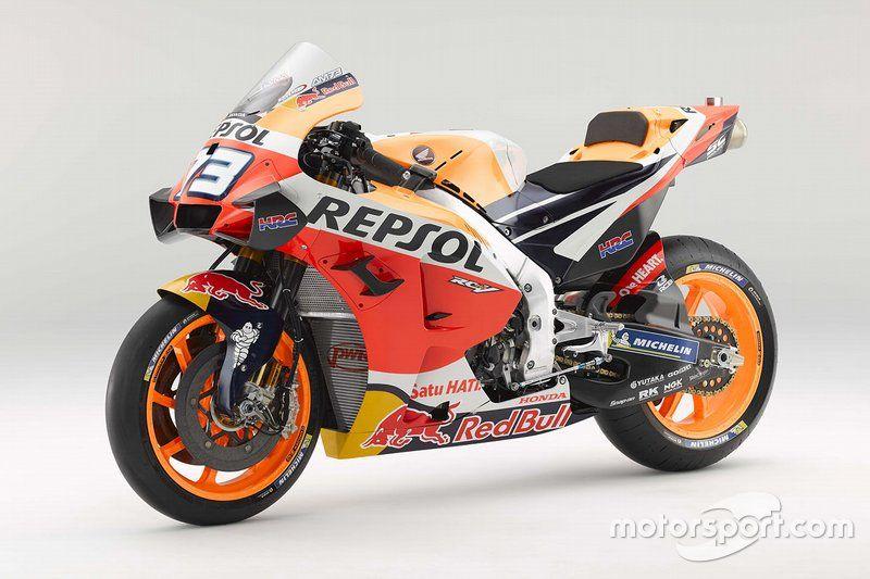 Repsol Honda Motogp Bike 2020