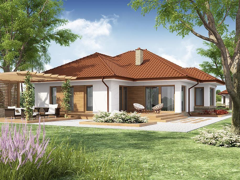 Projekt kasandra 2 wrw1223 jardines casas peque as for Pisos para casas campestres