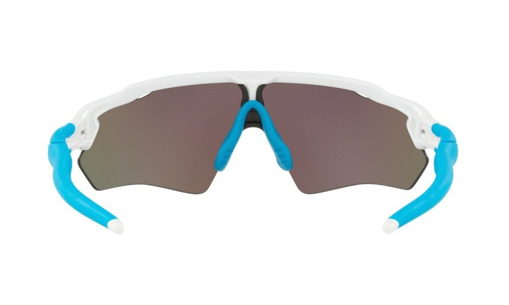 7209ca936b Oakley Sunglasses Radar Ev Xs Path (Youth Fit) Mens Polished White Frame NO.  OJ9001-0131