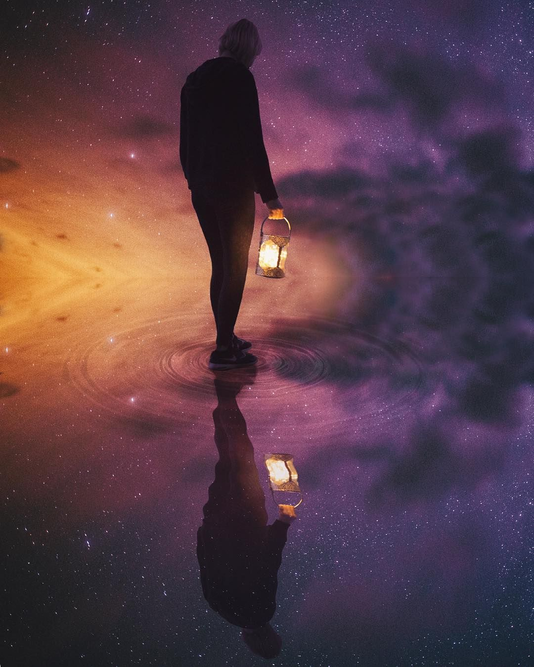 Dreamlike And Surreal Photo Composites By Anna McNaught - Photographer uses photoshop to create surreal dreamy composite images
