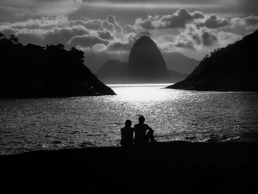 Contemplating the nature. by Carlos Vieira on 500px