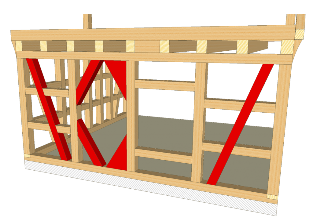 Fachwerk_schraege_Bauteile (mit Bildern) Fachwerkhäuser