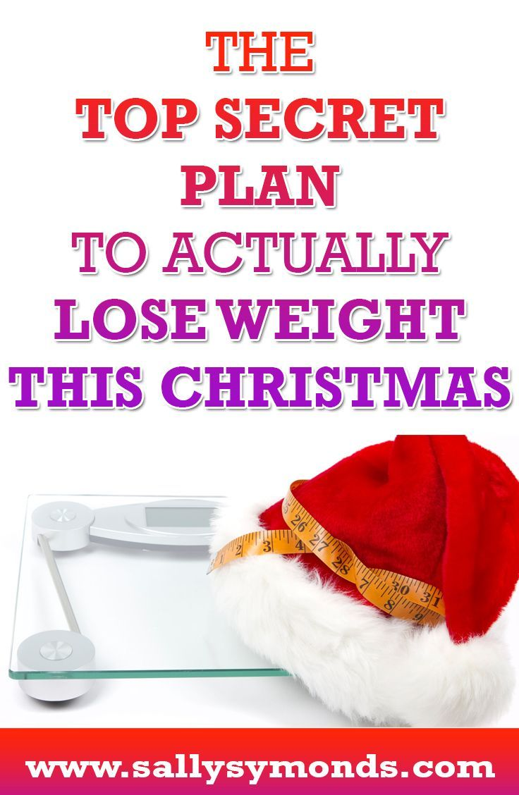 Attractive Donu0027t Let The Christmas Holiday Ruin Your Weight Loss Progress. Here Are  Simple Ways To Make Healthy Living A Part Of ...
