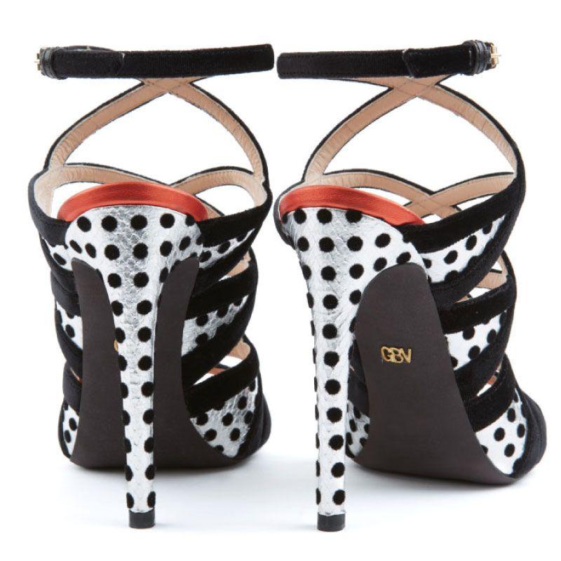 giambattista-valli-multi-lace-sandal | Strappy sandals