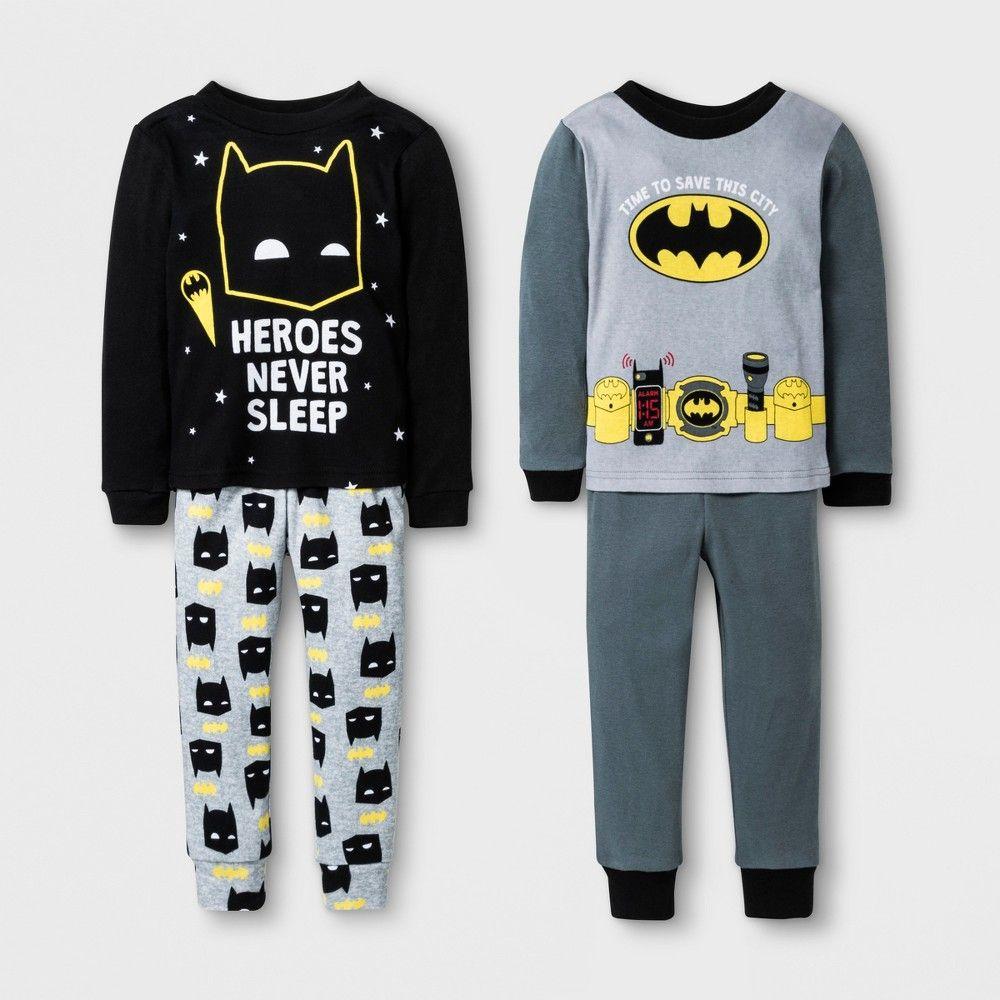 a42843c5 Baby Boys' 2pk DC Comics Batman Romper - Gray Newborn | Products ...