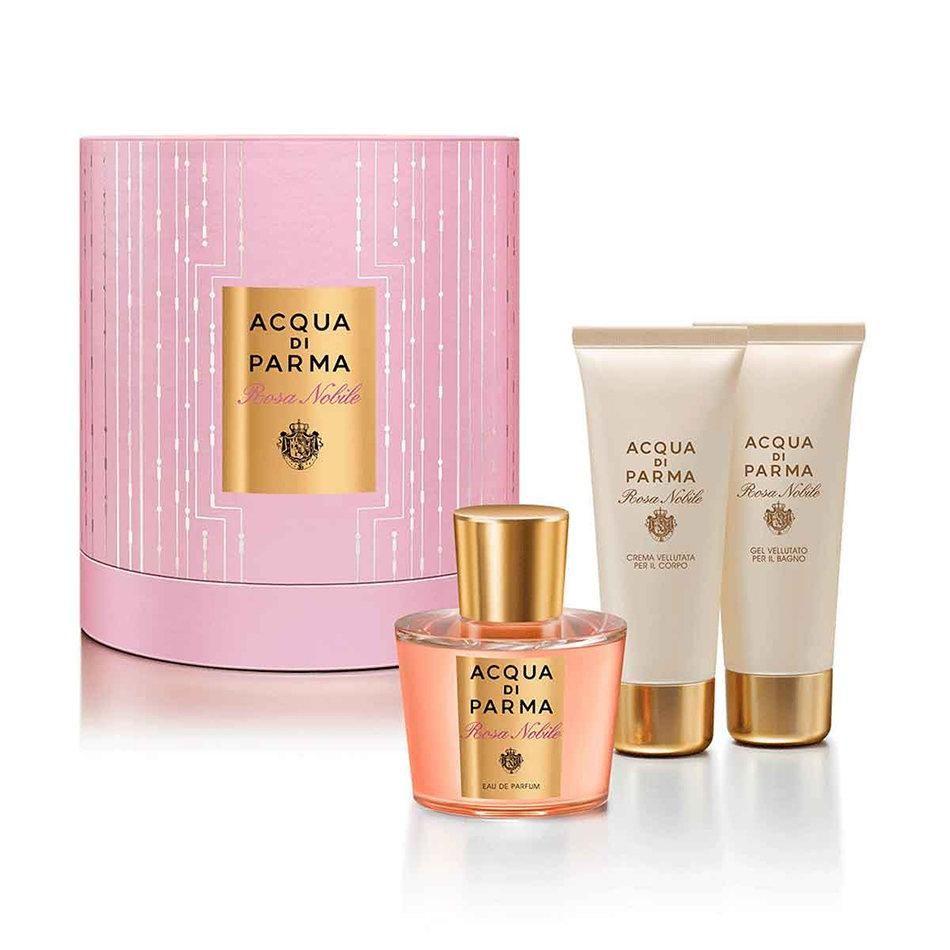 Acqua di parma coffrets perfume rosa nobile desde 11590